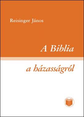 A Biblia a házasságról