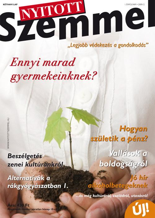 Nyitott szemmel 2009/2. 2. szám
