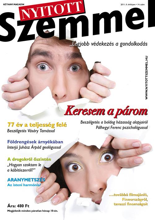 Nyitott szemmel 2011/3. 14. szám
