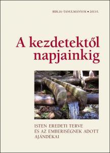 A kezdetektől napjainkig 2013/01.
