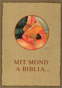 Mit mond a Biblia...
