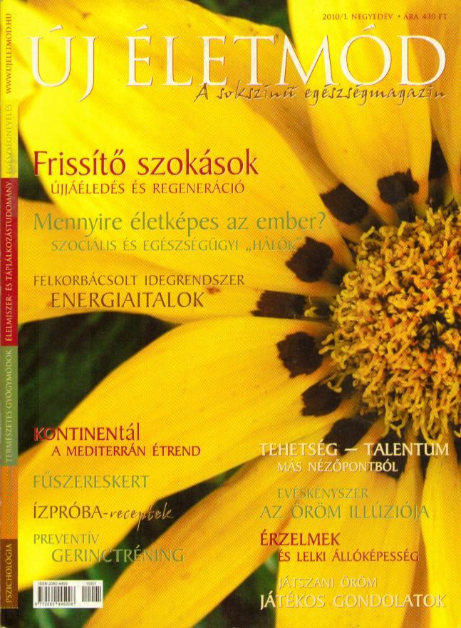 Új Életmód magazin 2010/1.