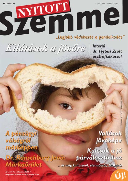 Nyitott szemmel 2009/1. 1. szám