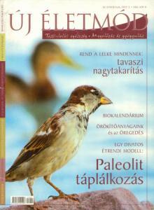 Új Életmód magazin 2011/1.