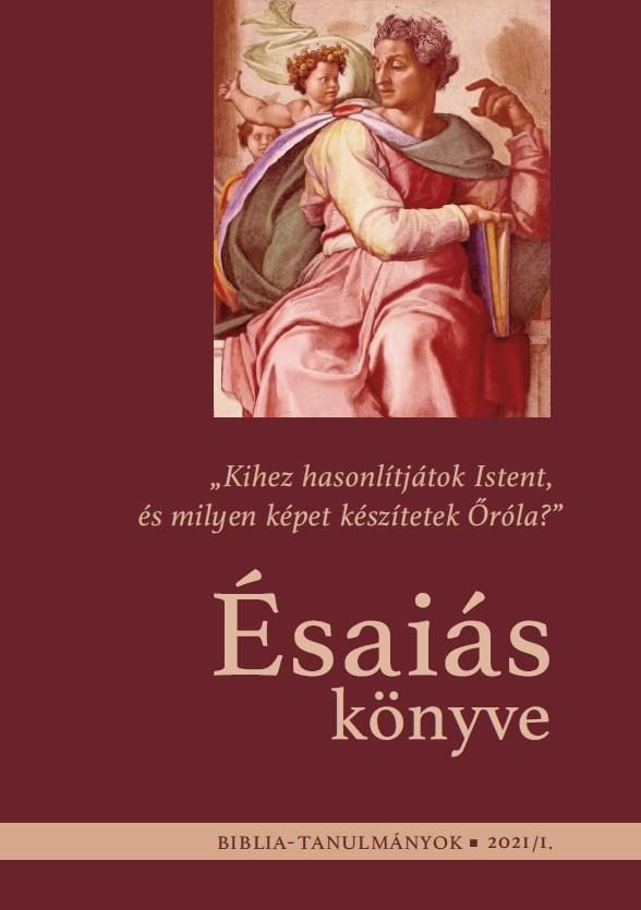 Ésaiás könyve 2021/01.