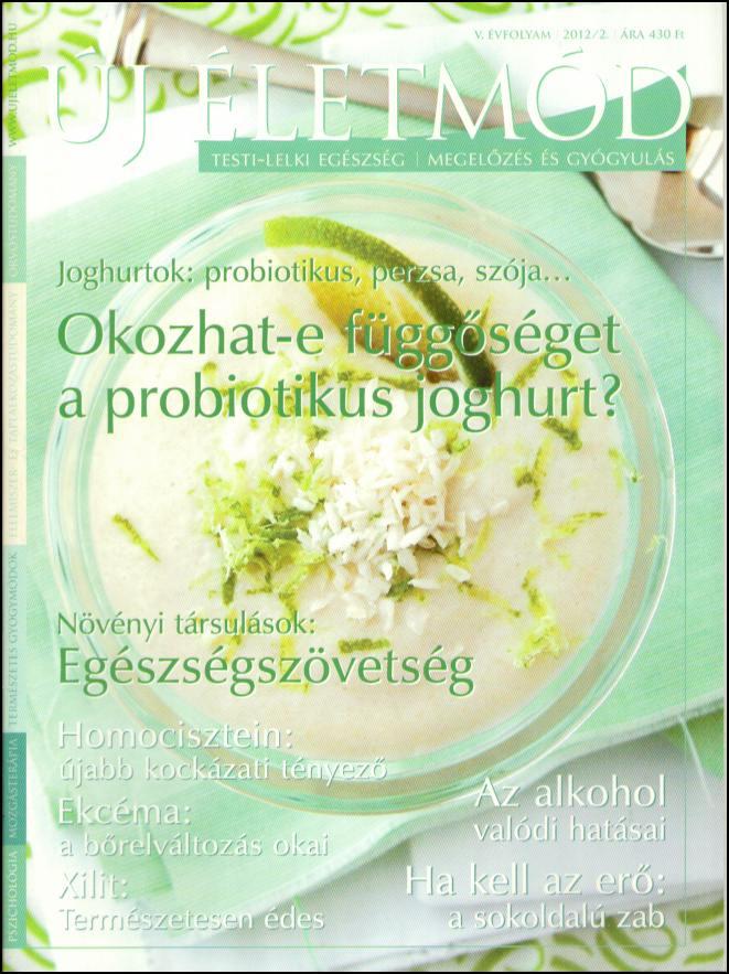 Új Életmód magazin 2012/2.