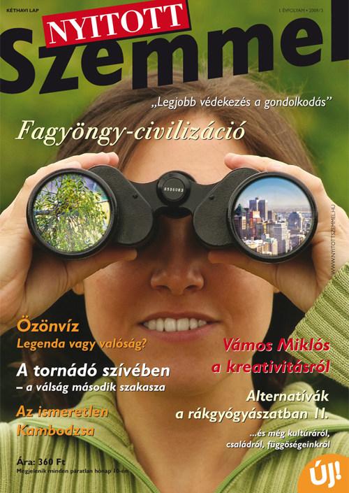 Nyitott szemmel 2009/3. 3. szám