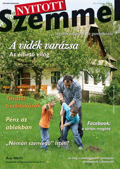 Nyitott szemmel 2011/2. 13. szám