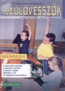 Szőlővesszők II.