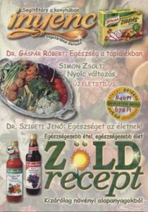 Zöld recept 1.