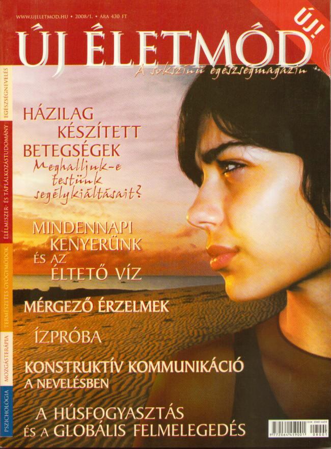Új Életmód magazin 2008/1.