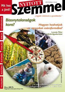Nyitott szemmel 2012/1. 18. szám