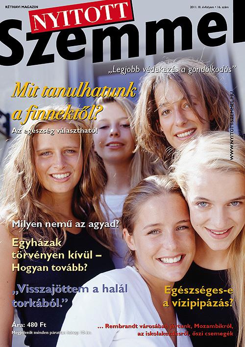 Nyitott szemmel 2011/5. 16. szám